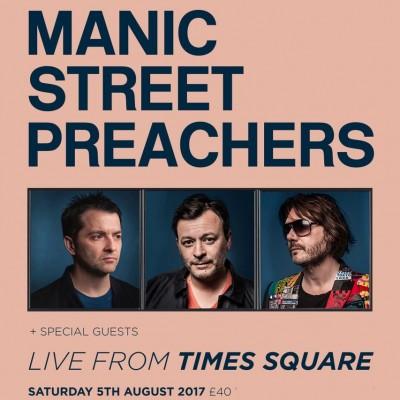 Manic Street Preachers tickets