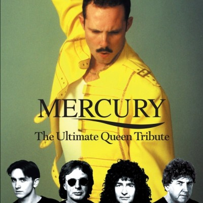 Mercury Queen The Legend Lives On tickets