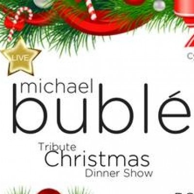 Michael Buble Christmas Dinner Show tickets