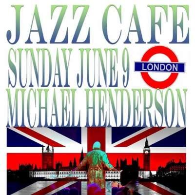 Michael Henderson  (1 event)