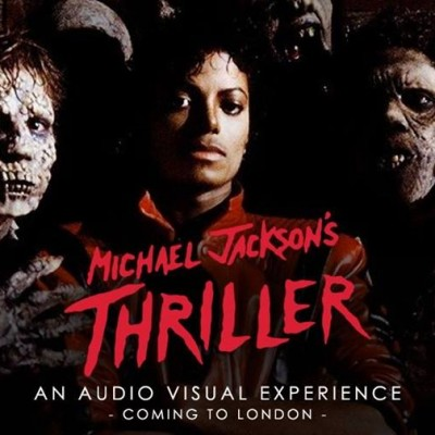 Michael Jackson's Thriller: An Audio Visual Experience tickets