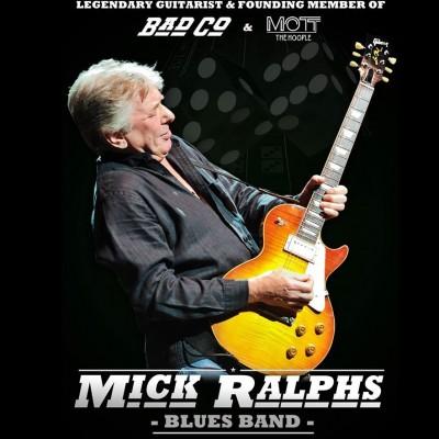 Mick Ralphs Blues Band tickets