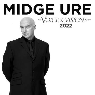 Midge Ure tickets