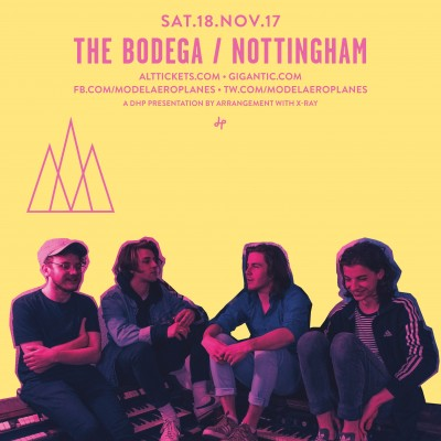 Model Aeroplanes tickets