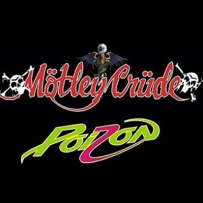 Motley Crude + Poizon  tickets