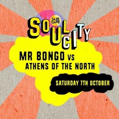 Mr Bongo Soundsystem vs Athens Of The North tickets