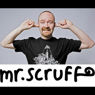 Mr Scruff tickets