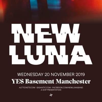 NEW LUNA tickets