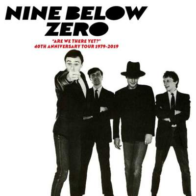 Nine Below Zero tickets