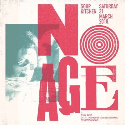 No Age tickets