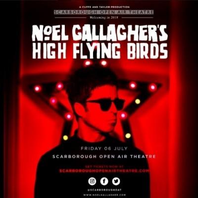 Noel Gallagher's High Flying Birds image
