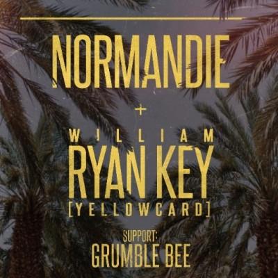 Normandie & William Ryan Key tickets