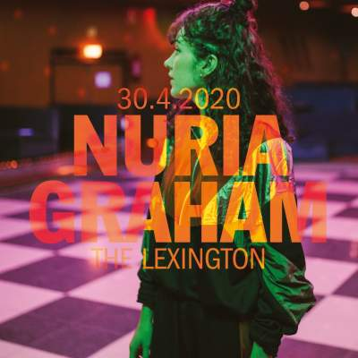 Nuria Graham tickets