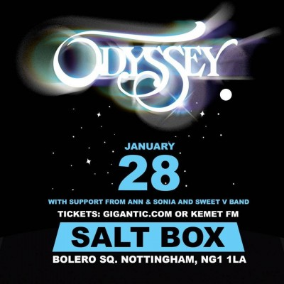 Odyssey The Band tickets