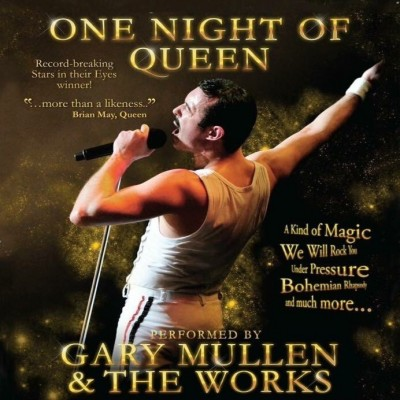 One Night of Queen performed by Gary Mullen & the Works tickets
