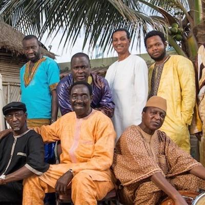 Orchestra Baobab tickets