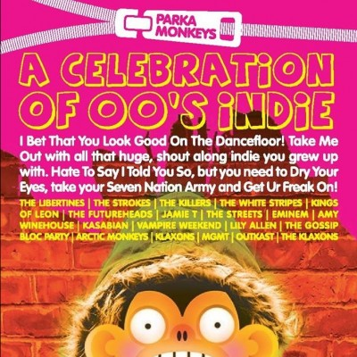 Parker Monkeys A celebration of 00's Indie FT Andy Hopkins (The Enemy) DJ set  tickets