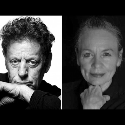 Philip Glass & Laurie Anderson tickets