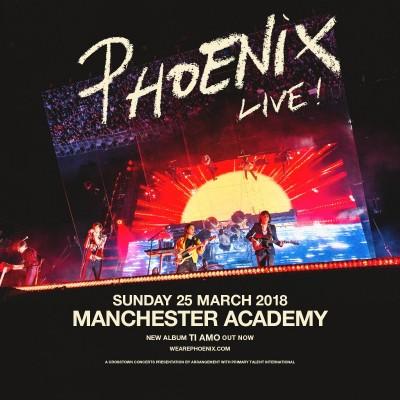 Phoenix tickets