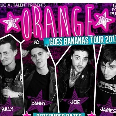 Pop Punk All Dayer w/ Orange, Slagerij + more tickets