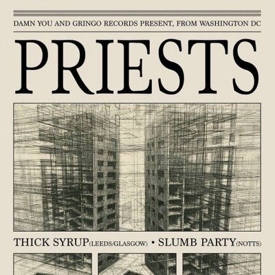 Priests (Washington DC),  tickets