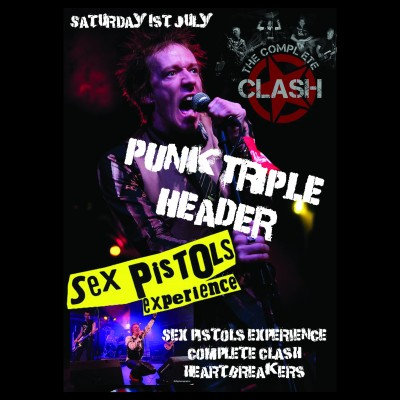 Punk Triple Header tickets