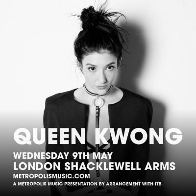 Queen Kwong tickets