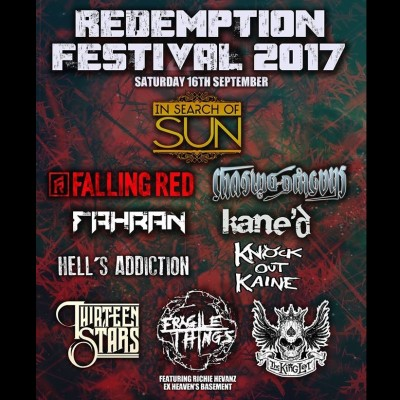 Redemption Festival tickets