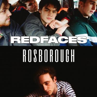 Redfaces & Rosborough tickets