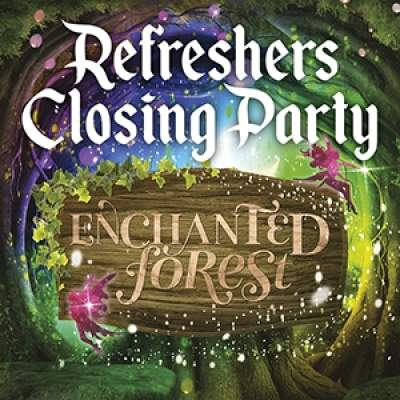 Refreshers Closing Party tickets