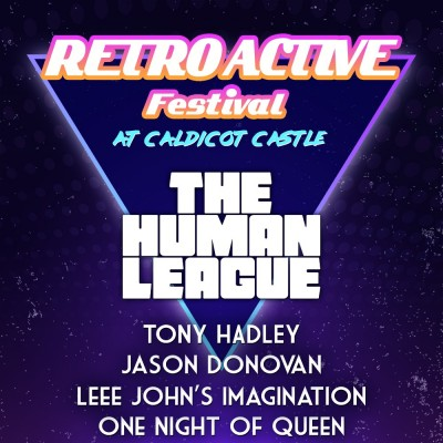 Retroactive Festival tickets