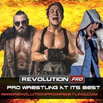 Revolution Pro Wrestling Tickets | Gigantic Tickets