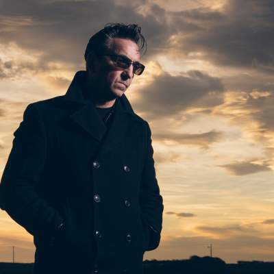 Richard Hawley (7 events)
