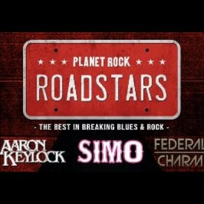 Roadstars: Simo - Aaron Keylock - Federal Charm tickets