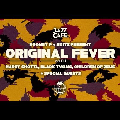 Rodney P and DJ Skitz present Harry Shotta, BlakTwang, Children Of Zeus and more tickets