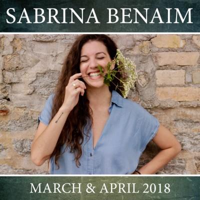 Sabrina Benaim tickets