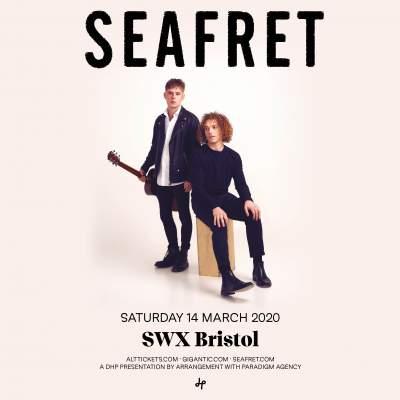 Seafret tickets