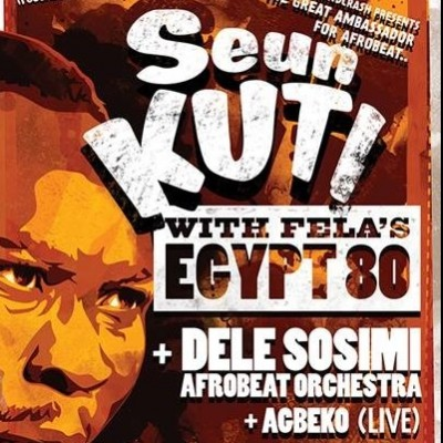 Seun Kuti and Egypt80 tickets