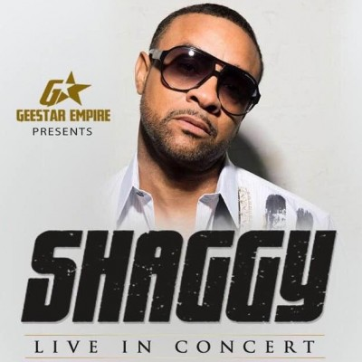 Shaggy tickets