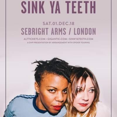Sink Ya Teeth tickets