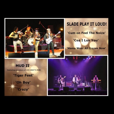 Slade & Mud II tickets
