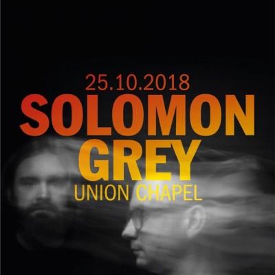 Solomon Grey tickets
