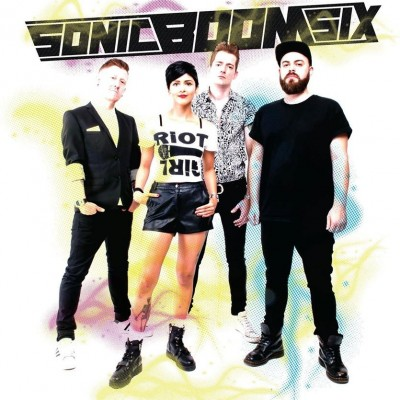 Sonic Boom Six tickets