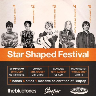 Star Shaped Festival tickets