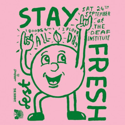 Stay Fresh Fest tickets