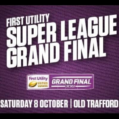 Super League Grand Final 2016 tickets