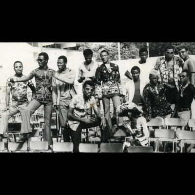 T.P. Orchestre Poly-rythmo de Cotonou tickets