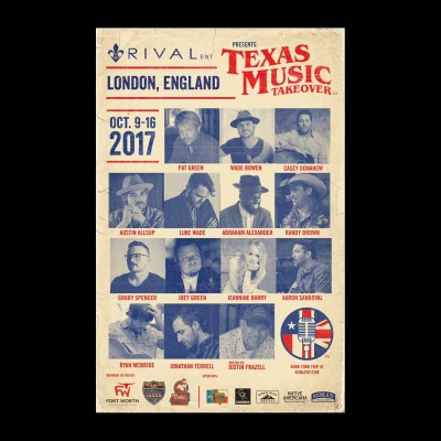 Texas Music Takeover tickets