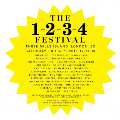The 1234 Festival tickets
