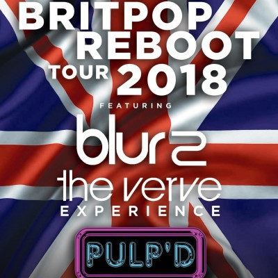 The Britpop Reboot 2018 tickets